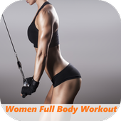 Full Body Workout For Women icon