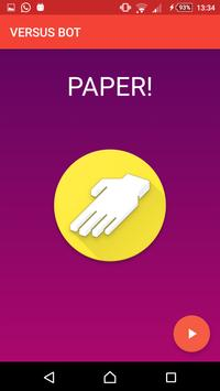 Rock Paper Scissor apk screenshot