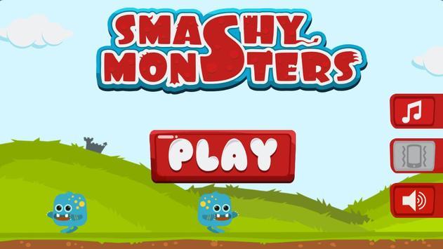 Smashy Monsters poster
