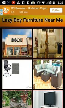 Lazy Boy Furniture Near Me screenshot 2