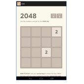 2048 Two icon