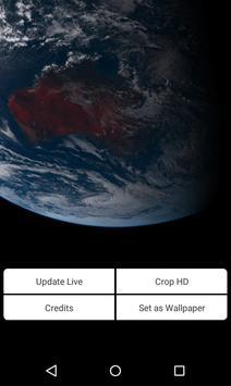 Earth Live HD Wallpaper Free apk screenshot