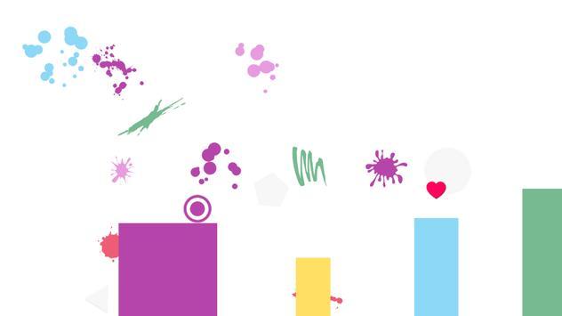 Paint Ball Jump screenshot 1