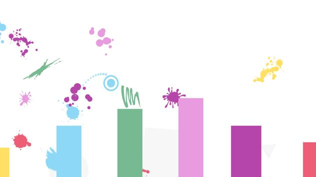 Paint Ball Jump screenshot 4