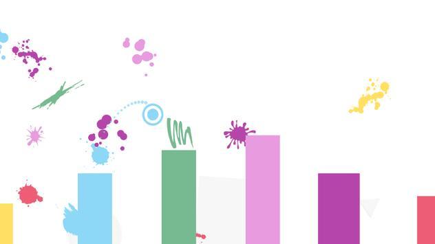Paint Ball Jump screenshot 9