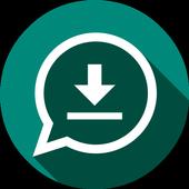Status Saver ícone