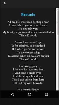 Lorde Full Lyrics apk screenshot