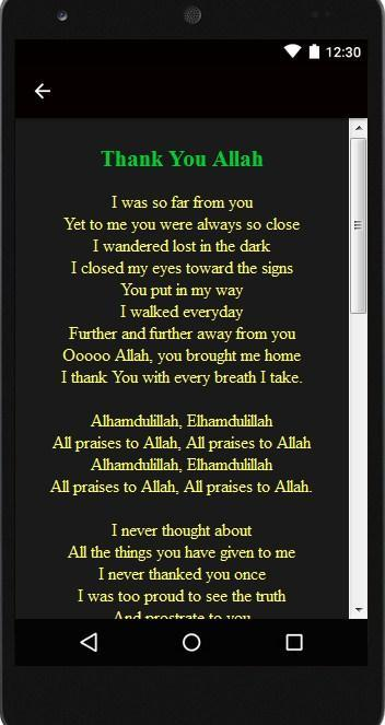 Maher Zain Top Lyrics for Android - APK Download