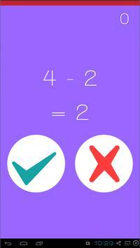 Dizzy Maths apk screenshot