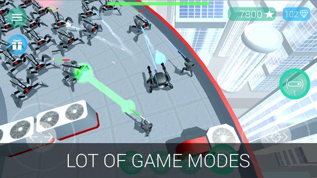 CyberSphere: Online Action Game apk screenshot