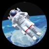 Space gravity icône