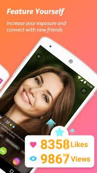 Meet U - Get Friends for Snapchat, Kik & Instagram apk screenshot