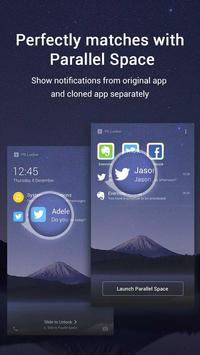 PS Lock Screen - Lockscreen for Parallel Space APK