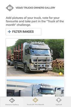 Volvo Trucks Owners' gallery apk screenshot