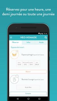 Neo-nomade apk screenshot