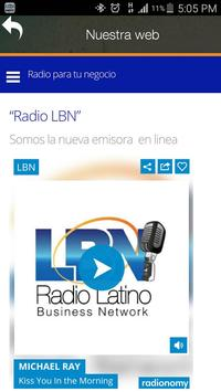 LBN Radio screenshot 1