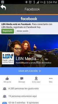 LBN Radio screenshot 2