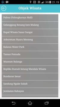 Wisata Palangkaraya screenshot 3