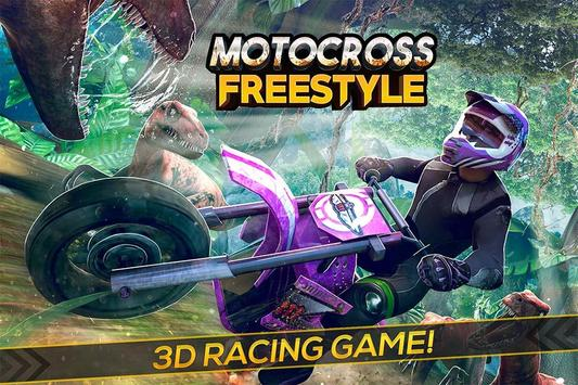 Moto Cross Freestyle poster