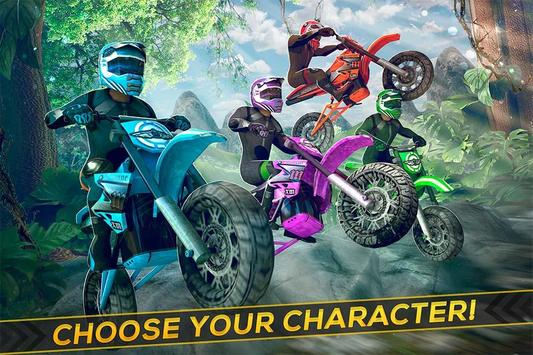 Moto Cross Freestyle screenshot 2