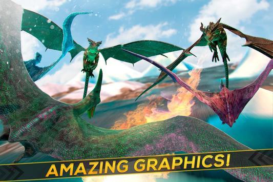 Air Dinosaur Flight 3D screenshot 1