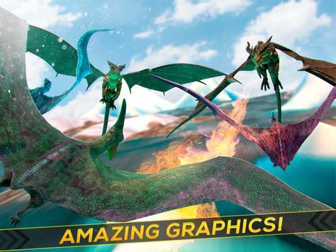 Air Dinosaur Flight 3D screenshot 4