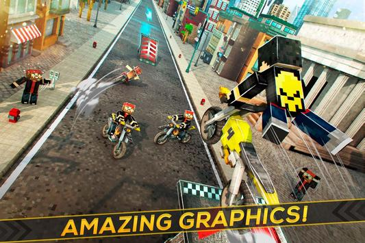 Hell Motorcycles Race screenshot 1
