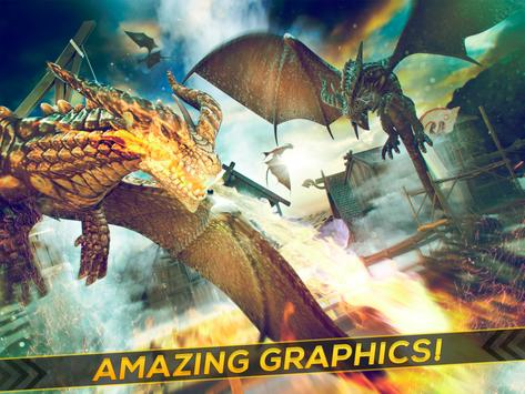 Jurassic Dragons | Fly & Fight apk screenshot