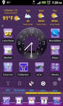 LC Purple Theme Apex/Go/Nova poster