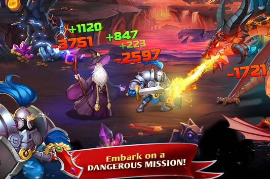 Tap Knights screenshot 3