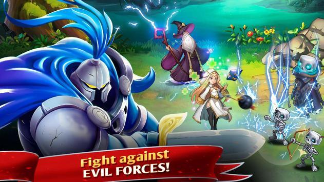 Tap Knights screenshot 10