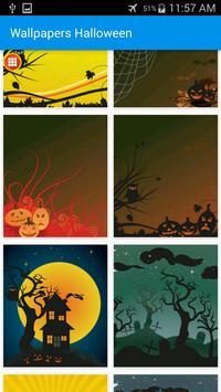 Wallpapers Halloween apk screenshot