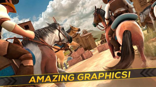 Koboi Balap - Pacuan Kuda screenshot 6