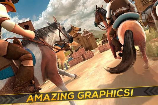 Koboi Balap - Pacuan Kuda screenshot 1
