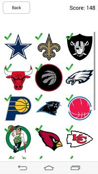 Guess the Sports Logo apk screenshot