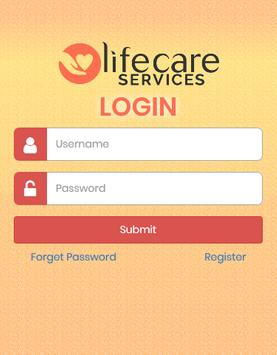 Life Care Services poster