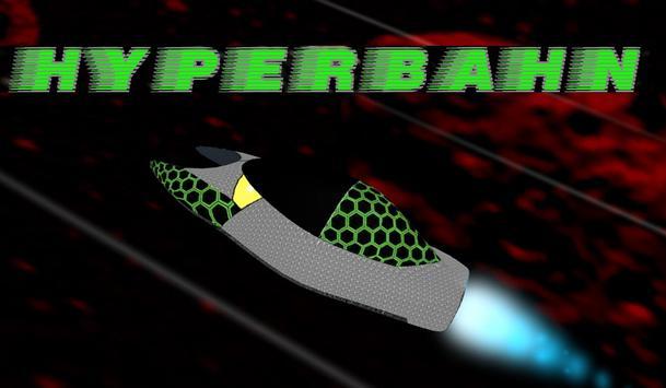 Hyperbahn poster