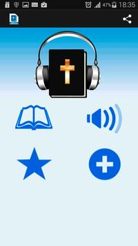 Italian Bible Audio MP3 apk screenshot