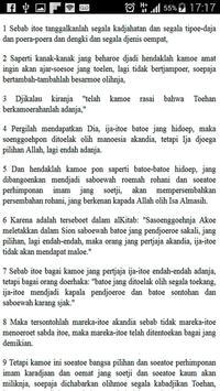 Indonesian Bible apk screenshot