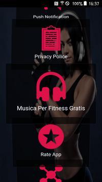 Fitness Music Free, Fitness Music FM Radio poster