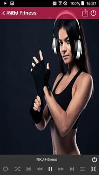 Fitness Music Free, Fitness Music FM Radio screenshot 2