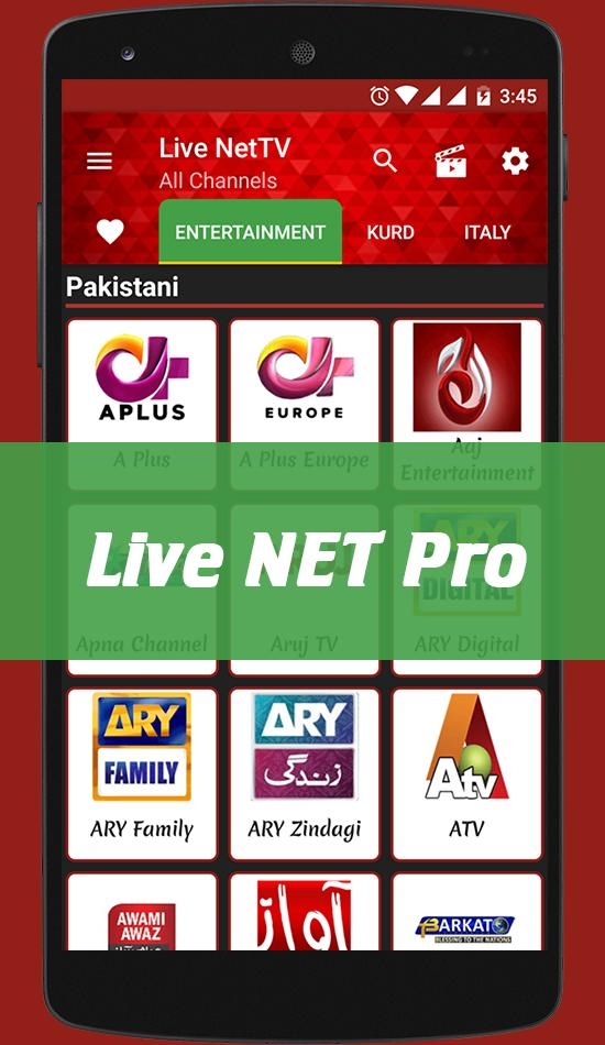 Live Net Tv 2018 for Android - APK Download