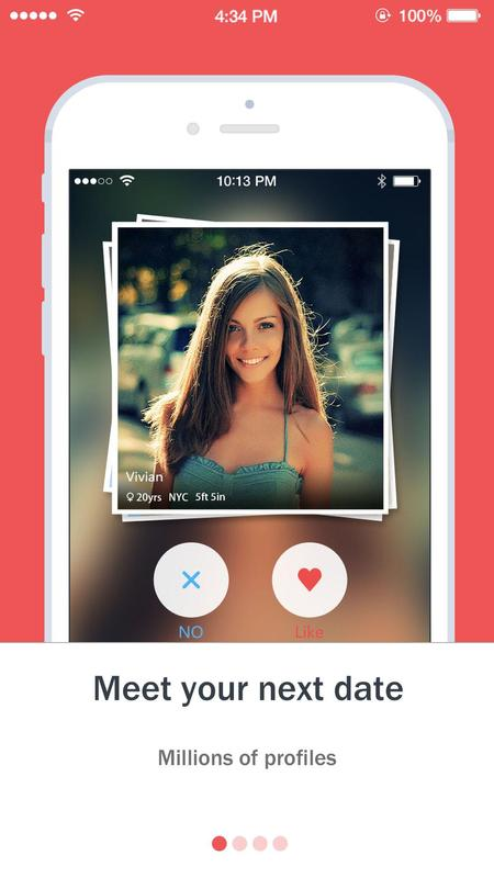 Lonely dating app