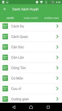 Tra Cứu Huyệt screenshot 2