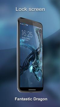 Dragon 3D Wallpaper apk screenshot