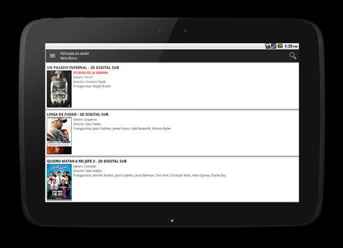 Cinemacenter screenshot 5