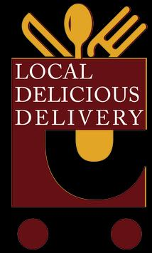 Local Delicious Delivery (LDD) poster