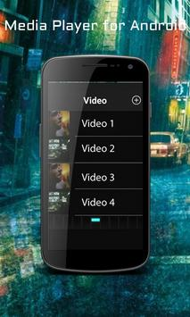 Media Player for Android poster