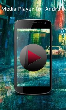 Media Player for Android apk screenshot