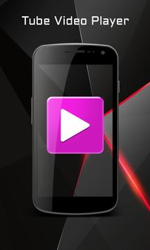Tube Video Player Free poster